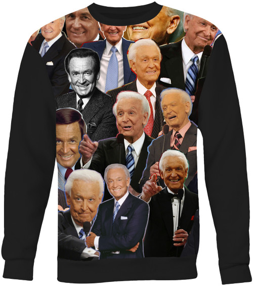 Bob Barker Collage Sweater Sweatshirt