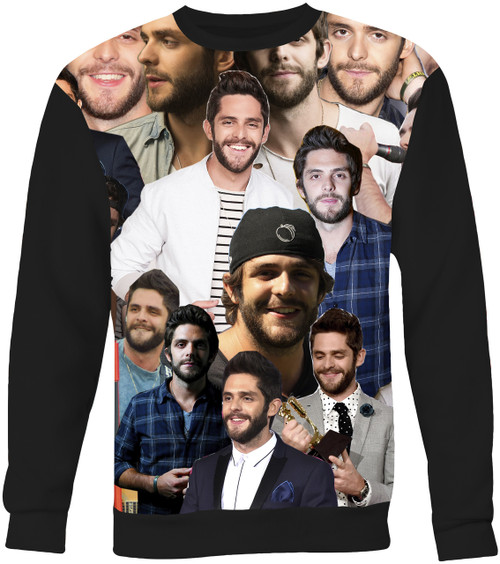 Thomas Rhett Collage Sweater Sweatshirt