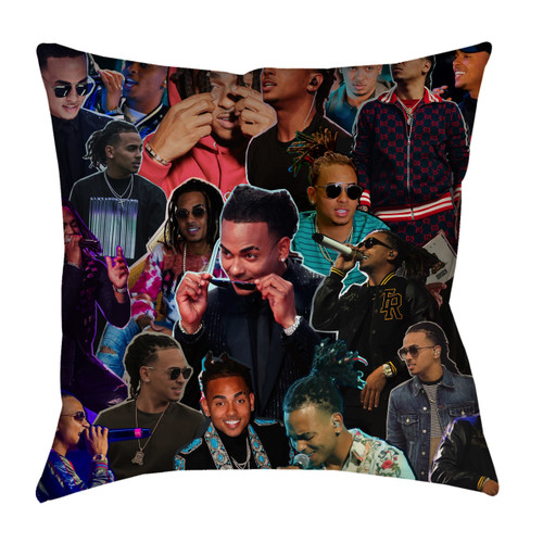 Ozuna Photo Collage Pillowcase
