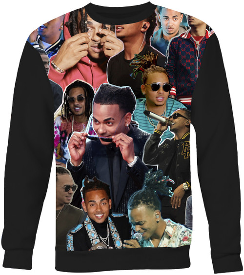 Ozuna Collage Sweater Sweatshirt