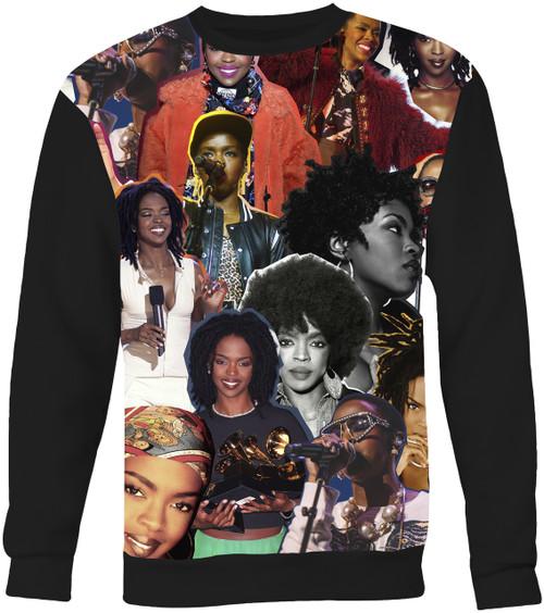 Lauryn Hill Collage Sweater Sweatshirt