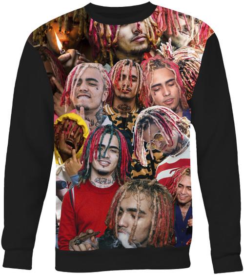 Lil Pump Collage Sweater Sweatshirt