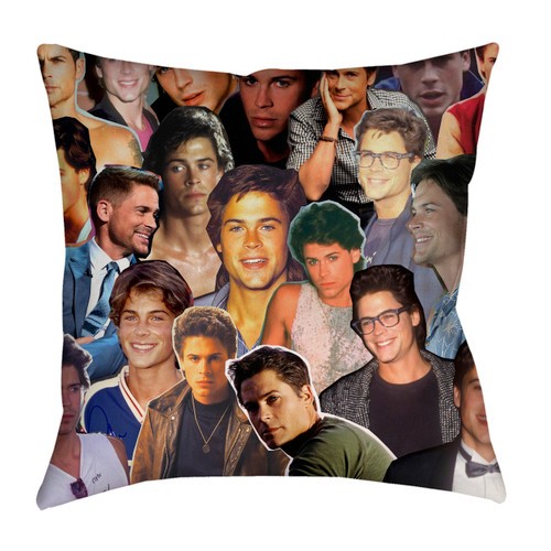 Rob Lowe pillowcase