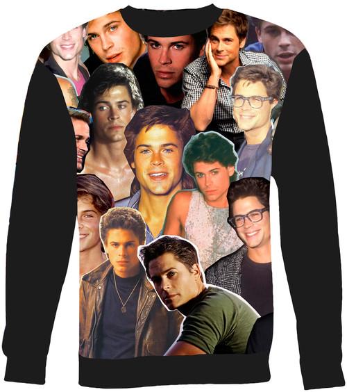 Rob Lowe sweatshirt