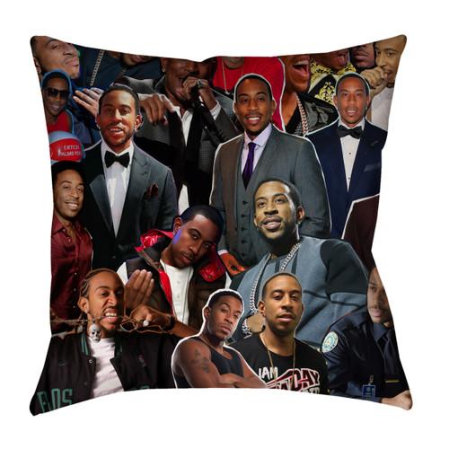 Ludacris Photo Collage Pillowcase