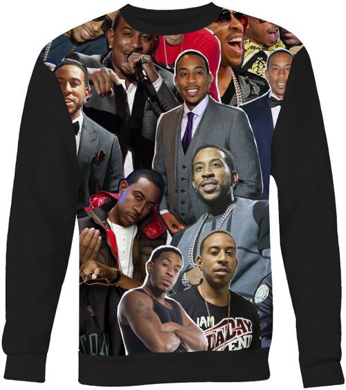 Ludacris Collage Sweater Sweatshirt
