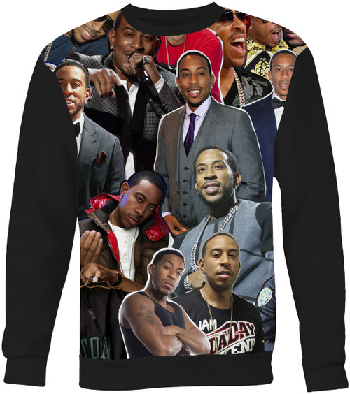 Ludacris Collage Sweater Sweatshirt