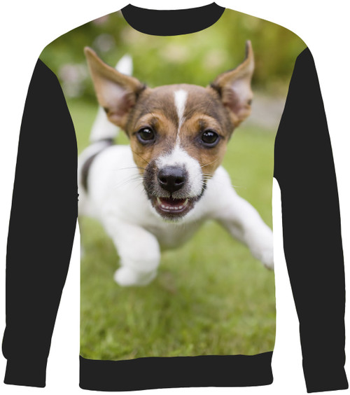 Custom Photo Sweater Sweatshirt