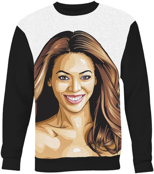 Beyonce Inspired Sweater Sweatshirt