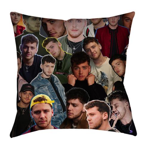 Bazzi pillowcase