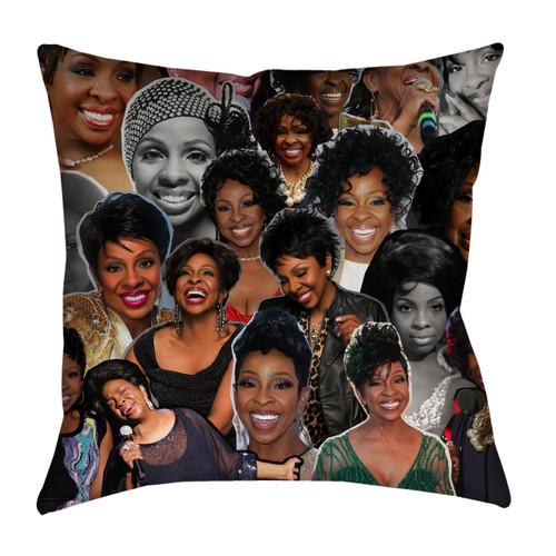 Gladys Knight Photo Collage Pillowcase