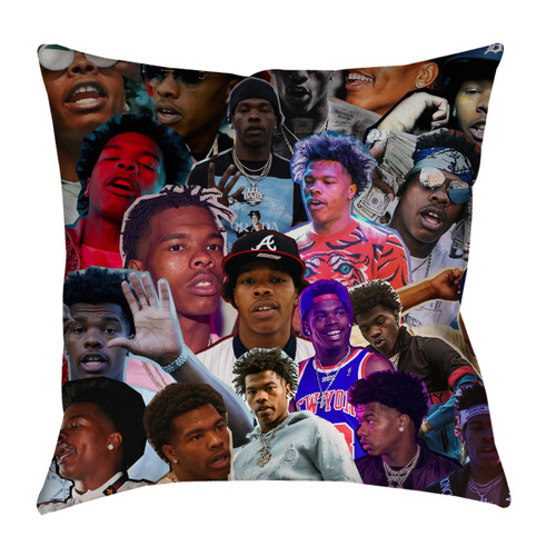 Lil Baby pillowcase