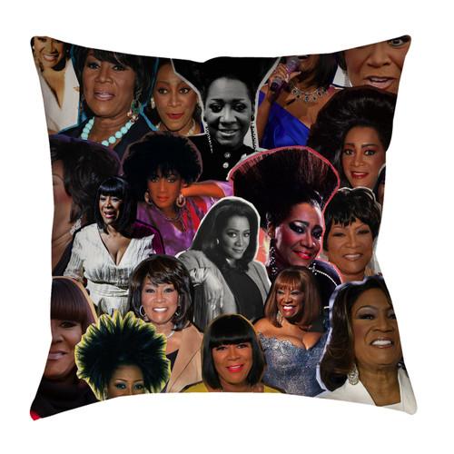 Patti LaBelle Photo Collage Pillowcase