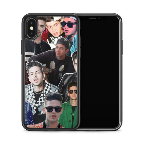 Travis Mills phone case x