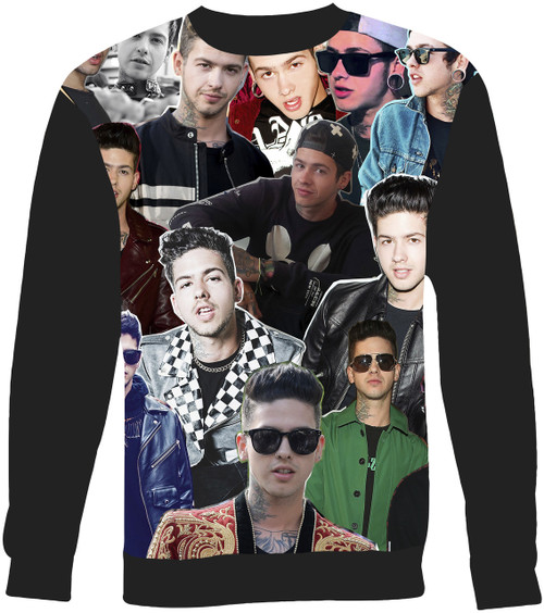 Travis Mills sweatshirt