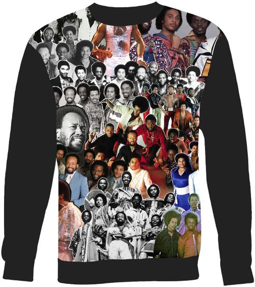 Earth, Wind & Fire sweatshirt