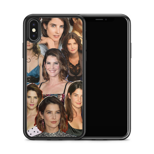 Cobie Smulders phone case x