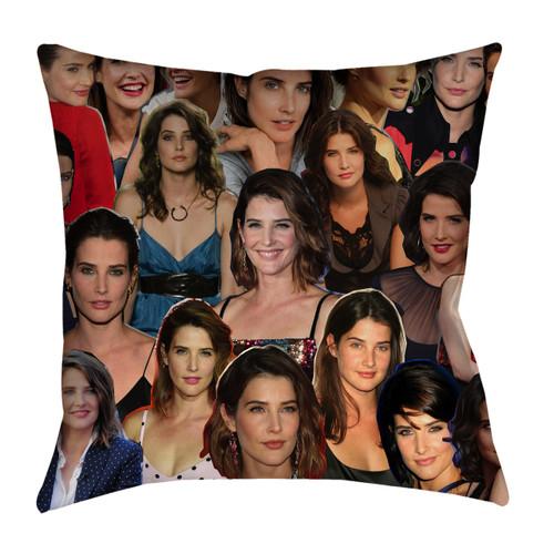 Cobie Smulders pillowcase