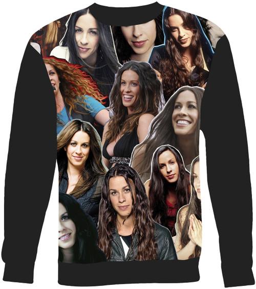 Alanis Morissette sweatshirt