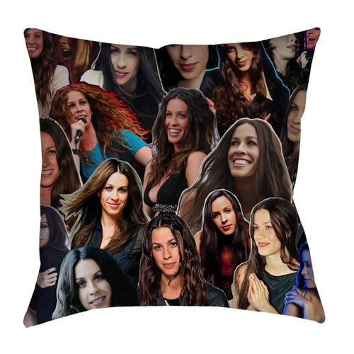 Alanis Morissette pillowcase