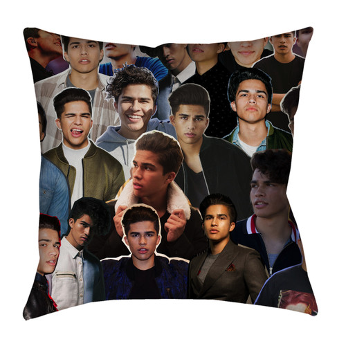 Alex Aiono pillowcase