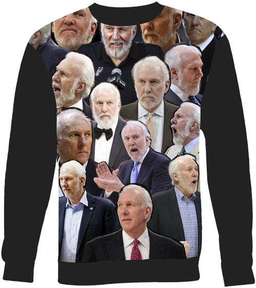 Gregg Popovich sweatshirt