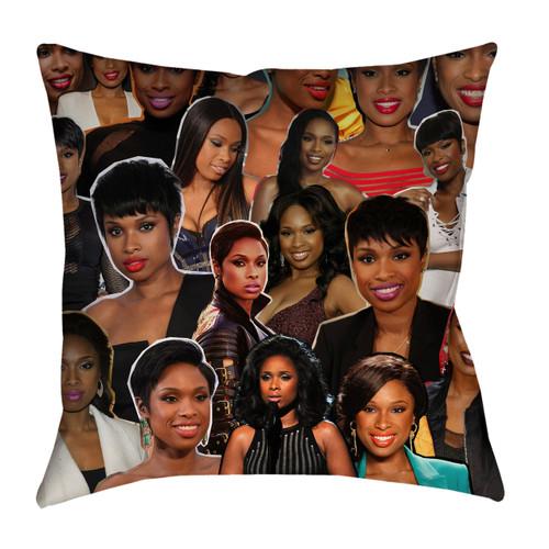 Jennifer Hudson pillowcase