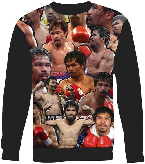Manny Pacquiao sweatshirt