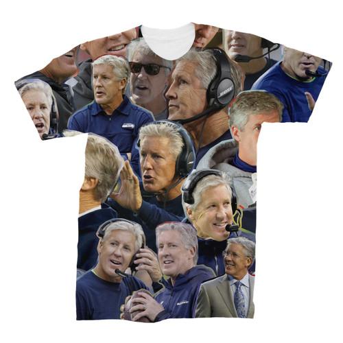 Pete Carroll tshirt