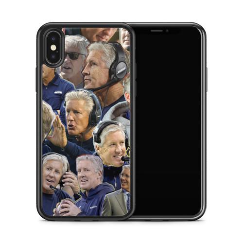 Pete Carroll phone case x