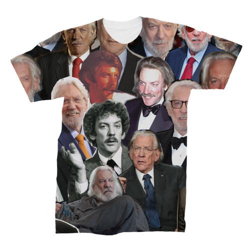 Donald Sutherland tshirt