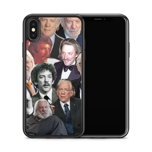 Donald Sutherland phone case x