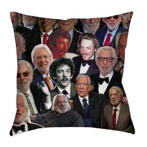Donald Sutherland pillowcase