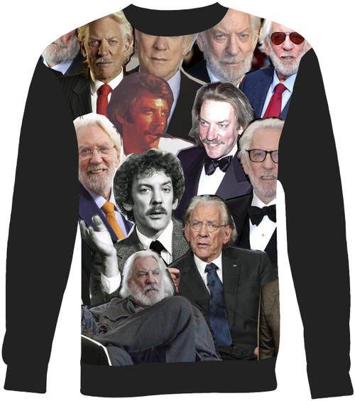 Donald Sutherland sweatshirt