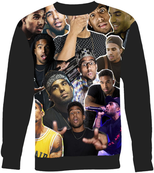 Futuristic sweatshirt