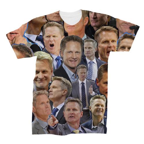 Steve Kerr tshirt