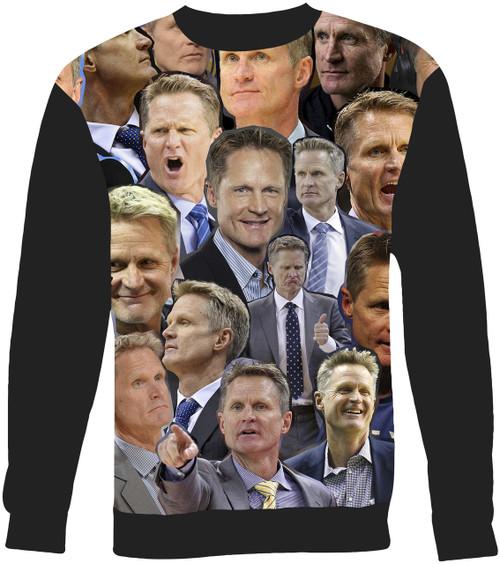 Steve Kerr sweatshirt