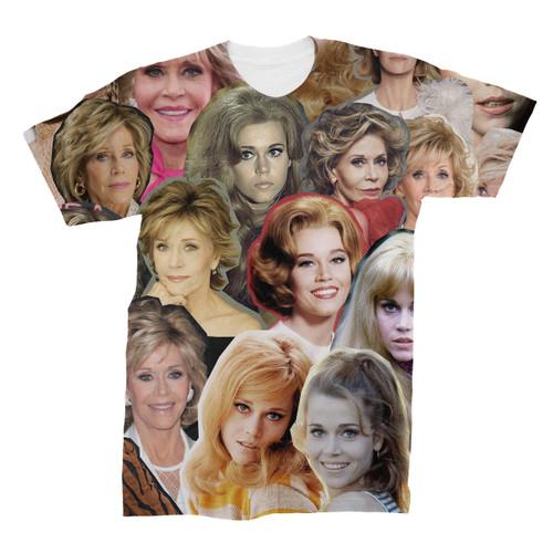 Jane Fonda tshirt