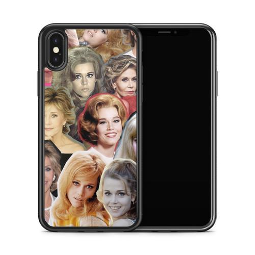 Jane Fonda phone case x