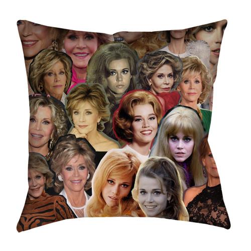 Jane Fonda pillowcase