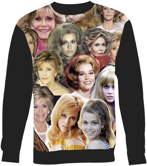 Jane Fonda sweatshirt