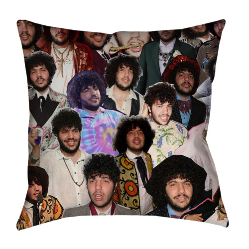 Benny Blanco pillowcase