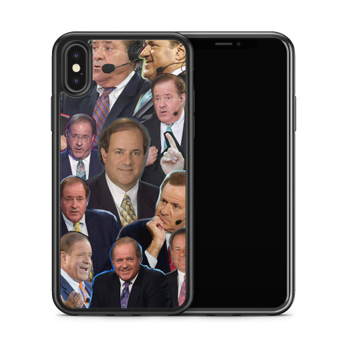 Chris Berman phone case x