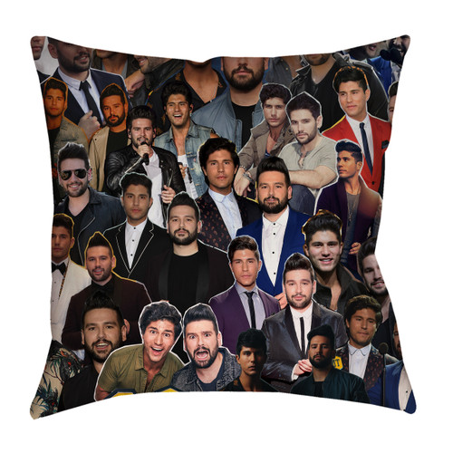Dan + Shay pillowcase