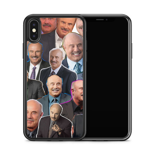 Dr. Phil phone case x