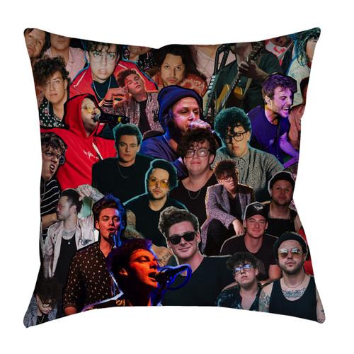 Lovelytheband Photo Collage Pillowcase