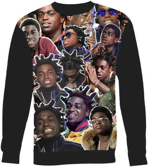 Kodak Black sweatshirt