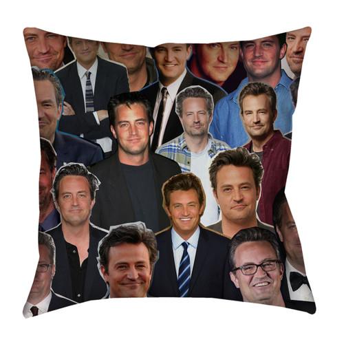 Matthew Perry pillowcase