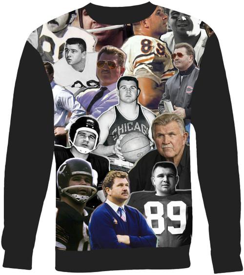 Mike Ditka Collage Sweater Sweatshirt