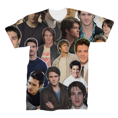 Candace Cameron Bure Photo Collage T-Shirt